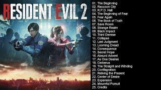 Resident Evil 2 Remake (Digital Soundtrack) | Full Album
