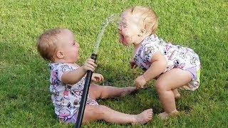 Funny Baby Outdoor Moments part 2 - Fun and Fails Baby Video