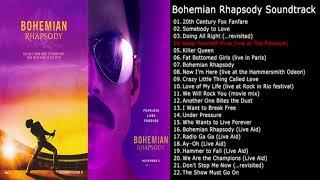 보헤미안 랩소디 OST 전곡 - Bohemian Rhapsody (The Original Soundtrack) Full Album 2019