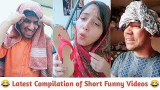 Latest compilation | short Funny Videos | Rida Javed, Naeem Javed And Sameer Javed