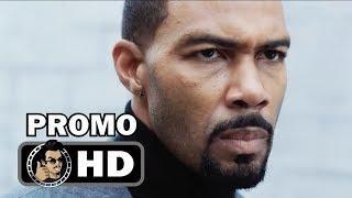 "POWER Season 5 Official Promo Trailer ""Protect"" (HD) Starz Drama Series"