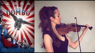 """Baby Mine"" by Aurora (DUMBO trailer music) - Disney soundtracks - violin cover"