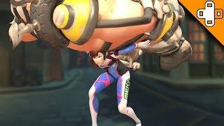 When You Carry Your WHOLE Team - Overwatch Funny & Epic Moments 610