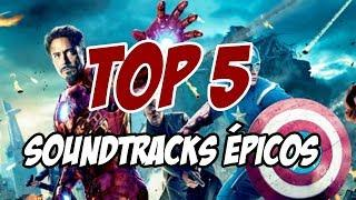 COMIC KINGDOM - TOP 5 Soundtracks Épicos