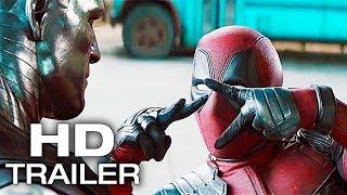 DEADPOOL 2 Wade Explains Sex Trailer NEW (2018) Ryan Reynolds Superhero Movie HD
