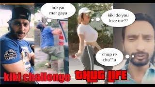 """""""kiki challenge india thug life"""" [kiki challenge funny meme's] [kiki challenge]"""