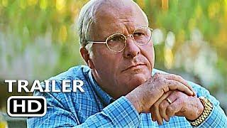 VICE Official Trailer (2018) Christian Bale as Dick Cheney Movie