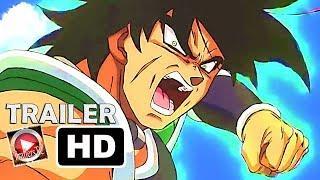 Dragon Ball Super: Broly Trailer Oficial #2 Subtitulado Español