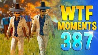 PUBG Daily Funny WTF Moments Highlights Ep 387