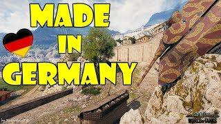 World of Tanks - Funny Moments | MADE IN GERMANY 2! (WoT, May 2018)