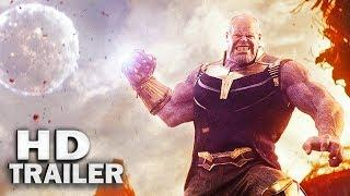 Avengers Infinity War - Final Trailer [HD] Robert Downey Jr |Marvel Studios| Concept | FanMade