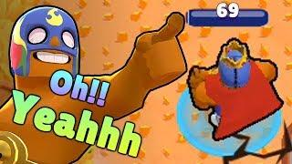 NEW BRAWL STARS FUNNY MOMENTS | EPIC Fail Win & WTF MOMENTS 3
