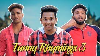 Funny Kirak Rhymings Part 3 | Hyderabadi Comedy | Warangal Diaries