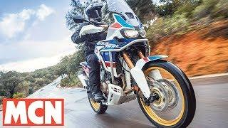 Honda Africa Twin Adventure Sports | First Ride | Motorcyclenews.com