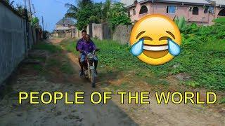 PEOPLE OF THE WORLD (COMEDY SKIT) (FUNNY VIDEOS) - Latest 2018 Nigerian Comedy| Comedy Skits|Comedy