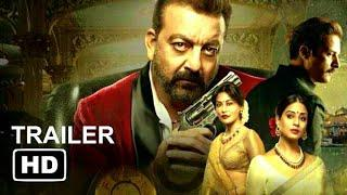 SAHEB BIWI AUR GANGSTER 3 Official Trailer (2018) [HD] Sanjay Dutt, Jimmy Shergill & Chitrangada