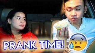 CALLING MY BOYFRIEND ANOTHER NAME PRANK!