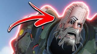 INSANE REINHARDT GLITCH!? WTF? - Overwatch Funny Moments & Best Plays #113