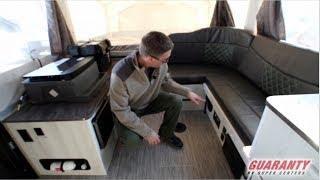 2019 Forest River Rockwood 1640 ESP Folding Camper • Guaranty.com