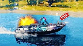 The *NEW* PBR Patrol Boat in Blackout... (Blackout WTF & Funny Moments #116)