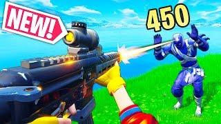 *NEW* TACTICAL RIFLE IS BROKEN!! - Fortnite Funny WTF Fails and Daily Best Moments Ep.1113