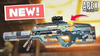 NEW L-STAR WEAPON TEASER TRAILER!.. Apex Legends WTF & Funny Moments #47