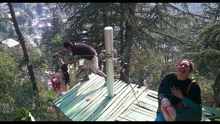 Adventure Sports in Kullu Manali - Zipline Adventure at Nagar Kullu