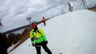 SKI Mežezera kalnā! skiing,  extreme sports,  winter sports,