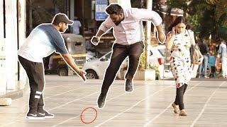 Invisible Insect Prank | Baap Of Bakchod- Raj