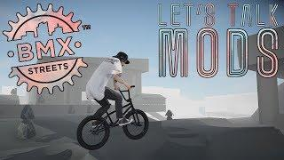 BMX Streets PIPE - Let's Talk About Mods - Unfinished Action Sports Campus