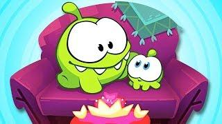 Om Nom Stories: BEST OF ALL SEASONS | Cut the Rope - Funny Cartoons for Children | LIVE ????