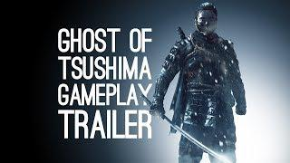 Ghost of Tsushima Gameplay Trailer at E3 2018 Sony Conference