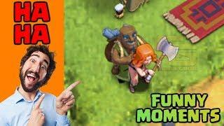Clash of Clans Funny Moments Trolls Compilation #31 | COC Montage