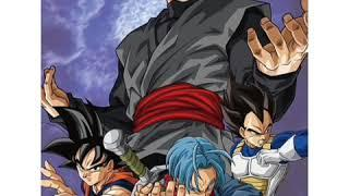 Soundtracks Dragón Ball Super (Saga de Black Goku)...