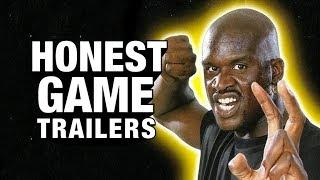 SHAQ FU (Honest Game Trailers)