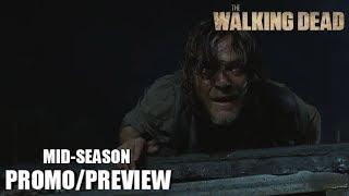 "The Walking Dead 9x08 Trailer PROMO ""Evolution"" Season 9 Episode 08 Promo/Preview [HD] MID-SEASON"