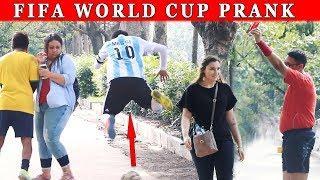 FIFA WORLD CUP PRANK On Girls || Prank In India 2018 || Funday Pranks