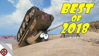 World of Tanks - Funny Moments | BEST OF 2018! (Part 3, WoT best of)