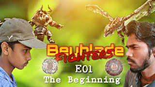 Beyblade Fighters E01 the beginning (extreme sports)