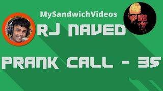 KBC Phone a Friend- RJ Naved Prank Call 35