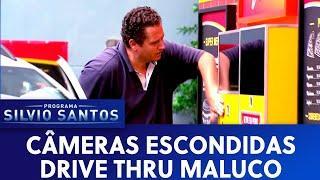 Drive Thru Maluco - Crazy Drive Thru Prank | Câmeras Escondidas (05/05/19)