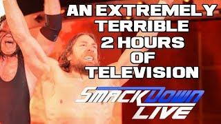WWE Smackdown Live 7/10/18 Full Show Review & Results: AN EXTREME FAILURE BEFORE EXTREME RULES