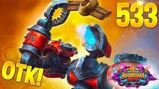 HEARTHSTONE Best Daily FUNNY and WTF Moments 533!