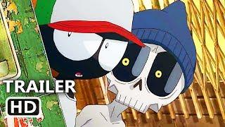 MFKZ Official Trailer (2018) Animation Movie HD
