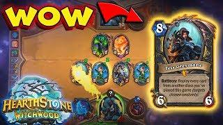 NEW Exodia Rogue!? - The Witchwood Expansion - Funny Hearthstone Moments #4
