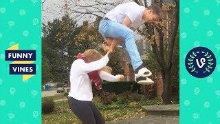 TRY NOT TO LAUGH - Epic FAIL Videos Compilation | Funny Vines August 2018
