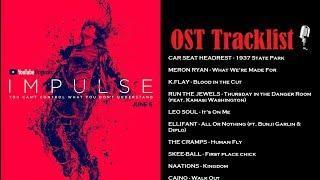 Impulse Soundtrack | OST Tracklist