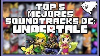 Top 5: mejores soundtracks de UNDERTALE (remasterizado)