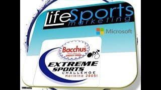 Bacchus Extreme Sports Challenge - Supported by Microsoft and Pepsi Max!