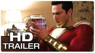 SHAZAM Trailer #2 International (NEW 2019) Superhero Movie HD
